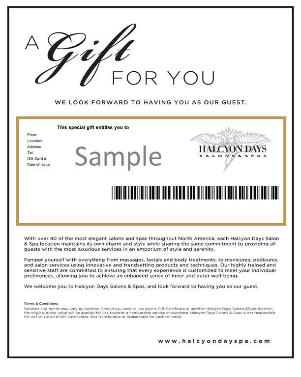 Gift Certificate Wording Examples Pictures to Pin – Gift Voucher Examples